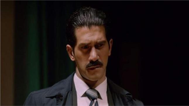 أحمد مجدي خلال أحداث مسلسل قصر النيل يشهد على جريمة قتل