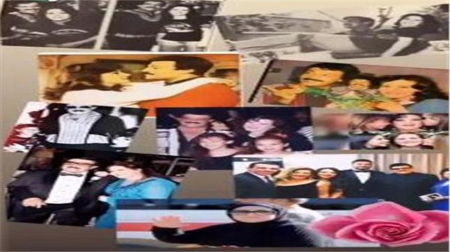 رامي رضوان يطلب الدعاء لحماته الفنانة دلال عبد العزيز