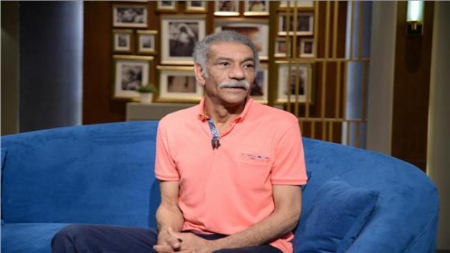 سيد رجب يتحدث عن عائشة بن أحمد في مسلسل لعبة نيوتن