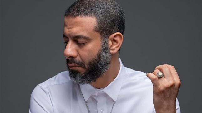 محمد فراج يتحدث عن شخصية الشيخ مؤنس في مسلسل لعبة نيوتن