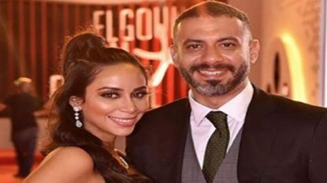 بكلمات رومانسية.. بسنت شوقي تهنئ خطيبها محمد فراج بعيد ميلاده