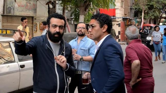 """آسر ياسين ينتهي من تصوير فيلم """"صاحب المقام"""" ويستعد لـ """"النصابين"""""""