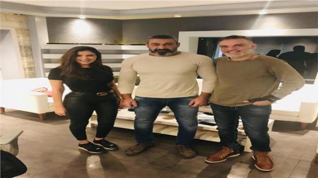 """مي عمر بطلة """"الفتوة"""" أمام ياسر جلال"""