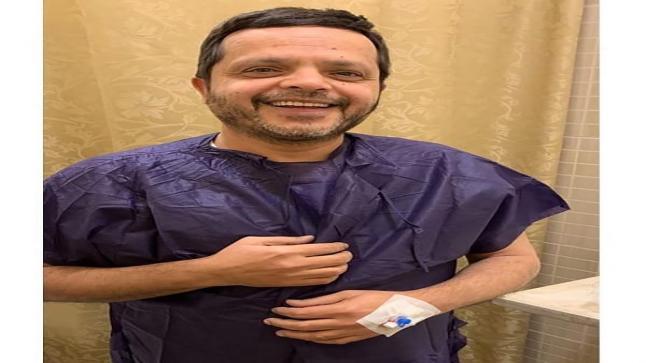 التعليق الأول من محمد هنيدي بعد خضوعه لجراحة