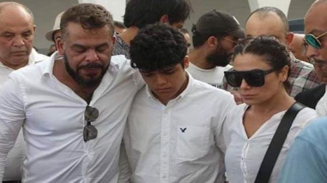 بعد وفاة طليقاها.. قصة زواج صبا مبارك من الراحل شوقي الماجري